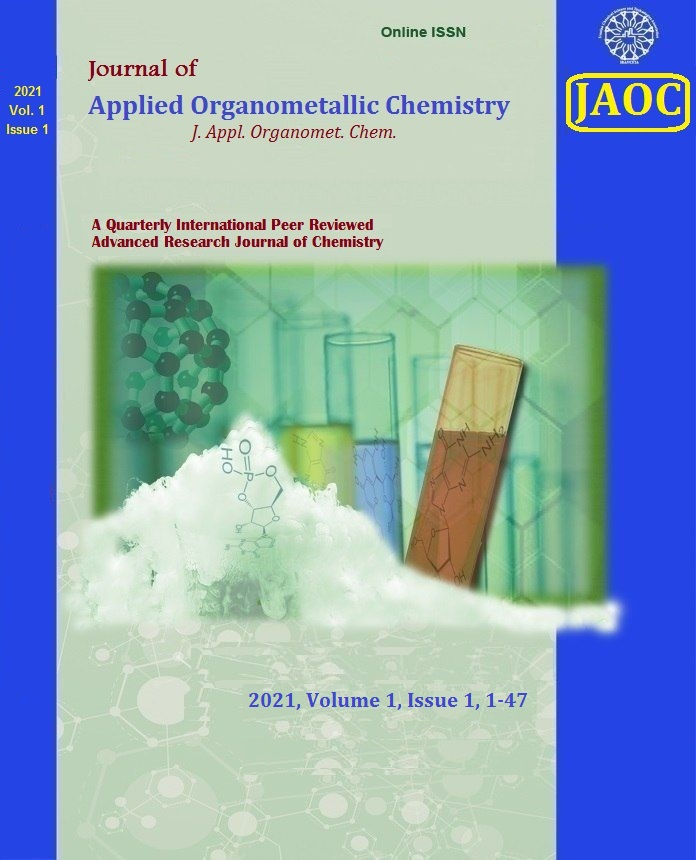 Journal of Applied Organometallic Chemistry